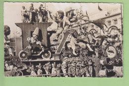 Char Des CLOWNS MUSICAUX, Carnaval De Nice. Constructeur Magnico. 2 Scans. Edition Mar - Sapeurs-Pompiers