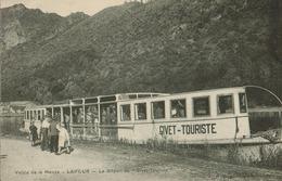 Laifour - Vallée De La Meuse - Départ Du Givet Touriste (Cachet Intéressant Au Verso Au Verso) - Andere Gemeenten