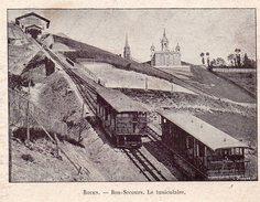 Rouen.- Bon-Secours.Le Funiculaire. - Other