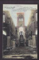 CPA 59 - DOULIEU - L'Eglise Brulée Par Les Allemands - TB PLAN - La Guerre 1914-1915 + TAMPON Rerso Verso 139 Régiment - Other Municipalities