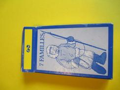 """Jeux 7 Familles  à Théme/France Cartes/ """"Autour Du Monde""""/Saint Max /France/Vers 1990  CAJ18 - Juegos De Sociedad"""