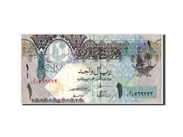 Qatar, 1 Riyal, Undated (2003), KM:20, TB - Qatar