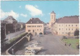 Attnang-Puchheim: VW 1200 KÄFER/COX, OPEL OLYMPIA '47,, 'FAHRSCHULE' LKW/TRUCK, FORD ANGLIA, T1-BUS - (Ö-Ö) - Turismo