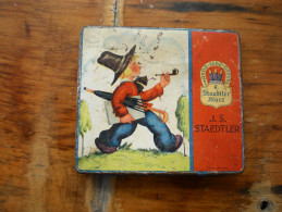 J. S. Staedtler Box Tin - Scatole