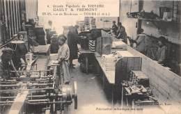 37 - INDRE ET LOIRE / Tours - Grande Papeterie De Touraine - Rue De Bordeaux - Fabrication Mécanique Des Sacs - Tours