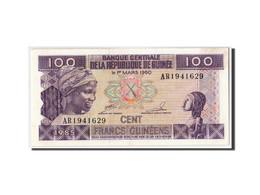 Guinea, 100 Francs, 1985, 1960-03-01, KM:30a, SPL - Guinea