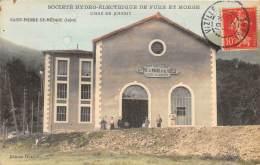 38 - ISERE /  Saint Pierre De Mésage - Usine De Jouchy - Société Hydro électrique De Fure Et Morge - Beau Cliché - France