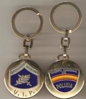 L-03. Llavero Intervención Policial. Escudo Brazo. CNP - Llaveros