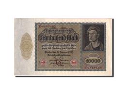 Allemagne, 10,000 Mark, 1922, KM:70, 1922-01-19, SUP - [ 3] 1918-1933 : République De Weimar