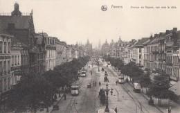 Belgique - Anvers Antwerpen - Avenue De Keyser Vue Vers La Ville - Antwerpen