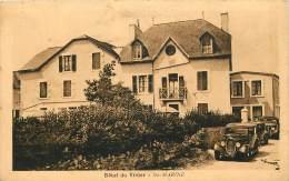 SAINTE MARINE    COMBRIT   HOTEL DU VIVIER   AUTOMOBILE - Combrit Ste-Marine