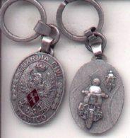 18-gc1. Llavero Escudo Guardia Civil De Tráfico - Llaveros