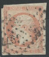 Lot N°32862    N°16, Oblit PC 1977 METZ (55) - 1853-1860 Napoléon III