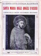 SANTA MARIA DEGLI ANGELI  D'ASSISI - Anni ´20 - Historische Dokumente