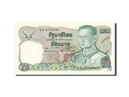 Thaïlande, 20 Baht, 1978-1981, 1981, KM:88, SUP - Thailand