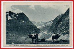 05 - VILLARD D'ARENE -- L'Alpe Du Village - Francia