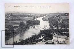Old Postcard France, Beziers - La Vallée De L'Orb Vue De Saint Nazaire - Unposted - Beziers