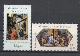 Deutschland / Germany / Allemagne 2008 2703/04 ** Weihnachten - Nuovi
