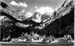 74 PRALOGNAN LA VANOISE - Village De Chollière Et Massif De La Vanoise - Autres Communes