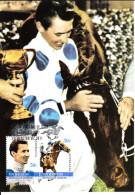 Australia 2007 Maxicard Scott #2599-#2600 Roy Higgins - Horse Racing Legends - Maximumkarten (MC)