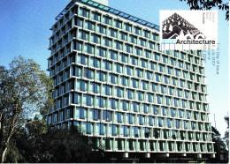 Australia 2007 Maxicard Scott #2711 $1 Council House, Perth - Architecture - Maximumkarten (MC)