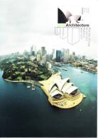 Australia 2007 Maxicard Scott #2712 $2.45 Sydney Opera House, Sydney - Architecture - Maximumkarten (MC)