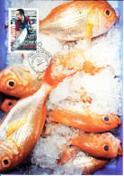 Australia 2007 Maxicard Scott #2715 50c Sydney Fish Market - Maximumkarten (MC)
