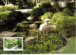 Australia 2007 Maxicard Scott #2726 50c Brisbane Botanic Gardens - Maximumkarten (MC)