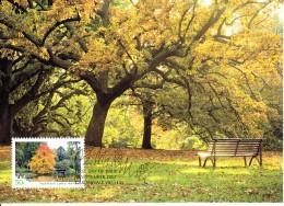 Australia 2007 Maxicard Scott #2729 50c Royal Botanic Gardens - Maximumkarten (MC)