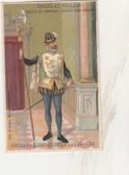 - CHROMO POULAIN   ARCHERS ECOSSAIS DE LA GARDE - 1559   - 016 - Poulain