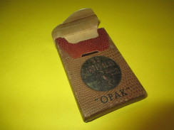 Jeux 32  Cartesà Jouer/OPAK / Luxe/ Coins Dorés/ Héron /Paris/Vers 1950    CAJ24 - Group Games, Parlour Games
