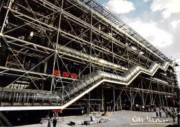 ALBERT MONIER PHOTOGRAPHE PARIS 10.924 CENTRE NATIONAL D´ARTS ET DE CULTURE GEORGES POMPIDOU ARCHITECTES PIANO & ROGERS - Monier