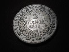 2 Francs Cérès 1873 A Paris 5285 - France