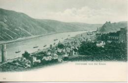 Allemagne. Oberwesel Und Der Rhein - Oberwesel