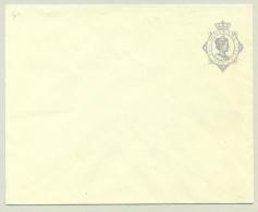 Suriname - 1922 - 10 Cent Envelop Wilhelmina In Ovaal, G11 Ongebruikt - Suriname ... - 1975
