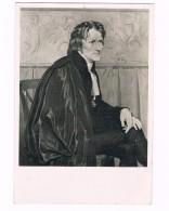 Carte -   Photo -  C. W.  ECKERSBERG - Peintre DANEMARK - 1783-1853- BILDHUGGAREN  B. THORVALDSEN - K78 - Artistes