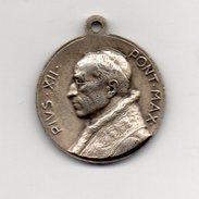 Vaticano - Medaglia Ricordo Pio XII - Pont. Max - B. Domenico Savio - (LM33) - Zonder Classificatie
