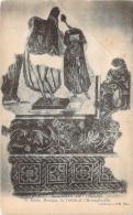 Algérie - Timgad, Ruines Romaines, Le Musée, Mosaïque La Toilette De L'Hermaphrodite - Algérie