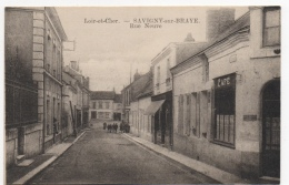 41 LOIR ET CHER - SAVIGNY SUR BRAYE Rue Neuve - Vendome