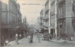 Algérie - Oran - Le Boulevard Seguin (chapitre Bar) - Oran