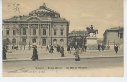 SUISSE - GENEVE - Place Neuve - Le Grand Théâtre - GE Genf