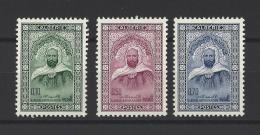 ALGERIE . YT  455  Neuf *  160e Anniversaire De La Naissance De L´émir Abd El-Kader Ibn Mouhieddin  1967 - Algérie (1962-...)