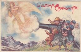 "10765-""L'ULTIMA CANNONATA""-PROPAGANDISTICA-1919-FP - Guerra 1914-18"