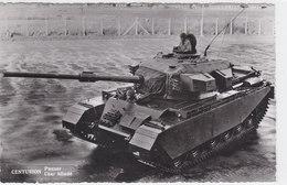 Centurion-Panzer - 1956 - Feldpost         (P12-10120) - Matériel