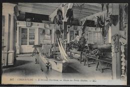 CPA - Non Voyagée - Cherbourg - L'Arsenal Maritime - Musée Des Petits Modeles - Cherbourg