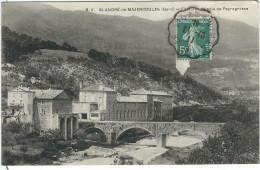 Gard : St André De Majencoules, Filature De Soie De Peyregrosse - France