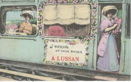 "Gard : Lussan, ""J'Arrive"" - France"