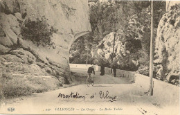 83/ Ollioules - Les Gorges - La Roche Taillée - - Ollioules