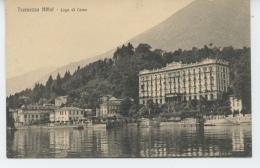 ITALIE - COMO - TREMEZZO HOTEL - Lago Di Como - Como