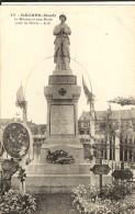 Raches-monument Aux Morts 1914-1918-cpa - France